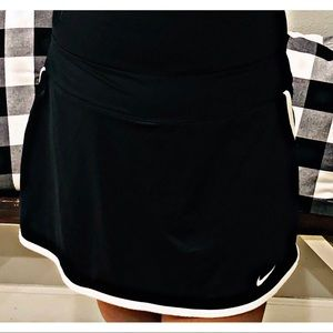 Nike skirt with shorts underneath
